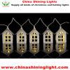 휴일 파티 나무 훈장 LED 끈 빛