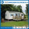 상업적인 ISO 가벼운 강철 Prefabricated 모듈 이동할 수 있는 조립식 집