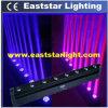 Uitstekende kwaliteit die het Hoofd LEIDENE van de Straal van de Verlichting 8*10W Licht van het Stadium bewegen