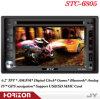 DVD-плеер STC-6805 автомобиля построенное в игроках DVD для автомобилей, автомобиля стерео TV и DVD-плеер