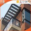 Ventana de bahía de aluminio de la rotura termal para el edificio residencial