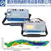 Formation image de résistivité, Tomograph de résistivité électrique, enquête de Wenner, tomographie géophysique de résistance électrique du mètre Duk-2 de résistivité, détection d'eaux souterraines