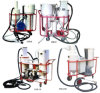 Het vacuüm Gesloten circuit zandstraalt Machine