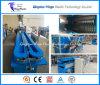 Máquina de tubería corrugada, PE / PVC / PP / PA línea de tubería corrugada