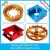 Al6061, Al6063, Al7075, pièces Al5052 de rechange automatiques utilisées pour automatique/espace/robotique