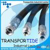 SAE 100r2at 1/4  - 2  für hydraulischen Gummischlauch