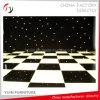2017 alta lucentezza Dance Floor (DF-16) di ultimo in bianco e nero evento