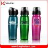 bottiglia di plastica della bevanda di sport di 700ml BPA Free (KL-B1812)