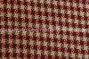 Tela de poli / raio tingida de fios, Jacquard, 230GSM