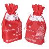 Eco vermelho Gift Bag (hbnb-518)