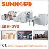 Sbh290 Bolsa de papel Kraft automático que hace la máquina