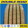 Tubless Reifen. Schlussteil-Reifen, Reifen des Doppelstern-TBR