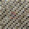 De donkere Emperador Marmeren Tegels van het Mozaïek, het Mozaïek van het Glas (CFS1015)