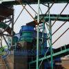 Triturador hidráulico do cone, triturador hidráulico do cone do único cilindro, triturador do cone do basalto