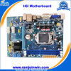 Dual Channel 4X SATA 3Gb / s conector H61 Motherboard