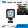 Lumières de travail du CREE 27W de lumière de véhicule de l'accessoire automatique DEL