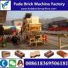 Machine automatique hydraulique comprimée de brique de machine/argile de brique de la terre Qt4-10 à vendre