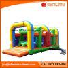 Riesiger kommerzieller aufblasbarer Spielzeug-Prahler mit dem Hindernis kombiniert (T3-257)