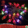 LED Eid Crystal Lantern Home String Light pour la Décoration Ramadan Ligting.