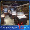 ガラスの飾り戸棚(YZ160402)ガラスのショーケースガラス展覧会木キャビネット
