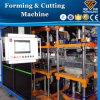 Empaquetado plástico de alta velocidad Vacum automático que forma la máquina