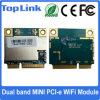 Modulo a due bande di Top-43228 Broadcom 802.11A 300Mbps mini Pcie WiFi