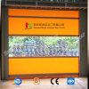 Porte industrielle de vitesse rapide de rideau en PVC (Hz-H585)
