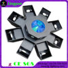 Luce laser della tappa centrale di scansione delle otto teste LED (LY-988Z)