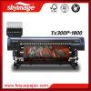 Impresora de inyección de tinta de Mimaki Tx300p-1800 para los productos personalizados/modificados para requisitos particulares del diseño