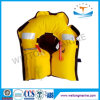 Veste inflável do salvar vidas da vida da segurança marinha de revestimento de vida do chicote de fios com certificado do Ce