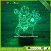 Lampe Ks 3D-625 d'illusion de l'image 3D d'homme de fer de série de dessin animé