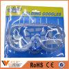 China anti-nevoeiro e proteção UV Óculos de segurança cirúrgica Óculos de segurança descartáveis da indústria