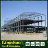 Edificio por encargo de la estructura de acero para la fábrica del taller