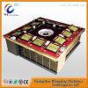 Bill-Akzeptoren-und Karten-heraus Roulette-Tisch-Maschine für Innenunterhaltung