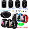 Het Slimme Horloge van het Scherm van de Aanraking van Bluetooth met Camera en g-Sensor