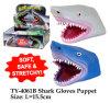 Lustiges Haifisch-Handschuhmacher-Marionetten-Spielzeug