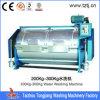 Gx-400kg 수평한 유형 모직 또는 의복 직물 또는 직물 세척 기계장치
