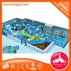 Zona de juegos para niños traviesos juguete de plástico del Castillo interior
