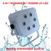 De hoge Batterij Rgbaw van de Helderheid 6X15W op het Licht van de Disco van DJ