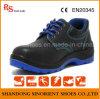 Zapatos de seguridad del cuero partido de la vaca Rh062
