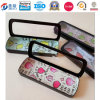 PVC Window Metal Tin Pencil Case