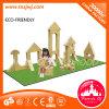 Iluminar blocos de apartamentos de Brick Toys Education Toy para Kid
