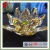 Красивейший кристаллический цветок лотоса (JD-CF-308)