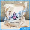 Sacs à main de sac d'emballage de toile de coton