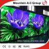 高品質P4屋内フルカラーLED TVのパネル