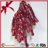 Decoratieve Krullende Boog voor het Lint van het Festival van Kerstmis