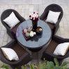 Rattan-Stab-Kaffee-Haus-Garten-Balkon-im Freienfreizeit-Möbel