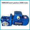 Getriebe-Elektromotor des Wurm-RV050, Kraftübertragung-Getriebe Machinel