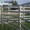 Панель лошади загородки гальванизированная ярдом временно для сбывания
