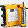 La grúa torre inalámbrica del sistema de control remoto, de 14 canales de control remoto inalámbrico
